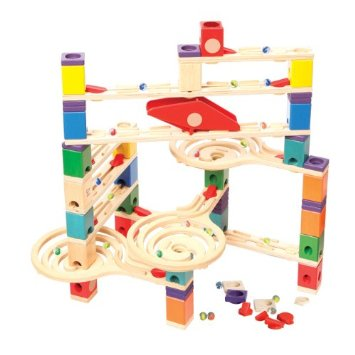 Hape – Quadrilla – Vertigo – Marble Railway in Wood