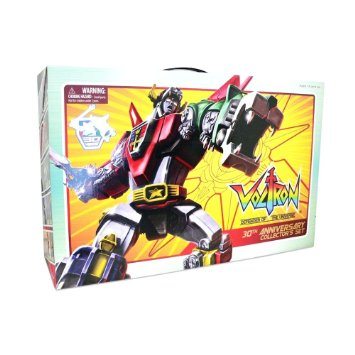 Toynami Voltron 30th Anniversary Collectors Set