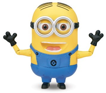 Despicable Me Minion Dave Talking Action Figure