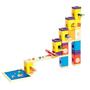 Hape – Quadrilla – Music Motion – Marble Railway in Wood