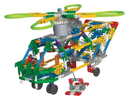 K'NEX Classics Transport Chopper